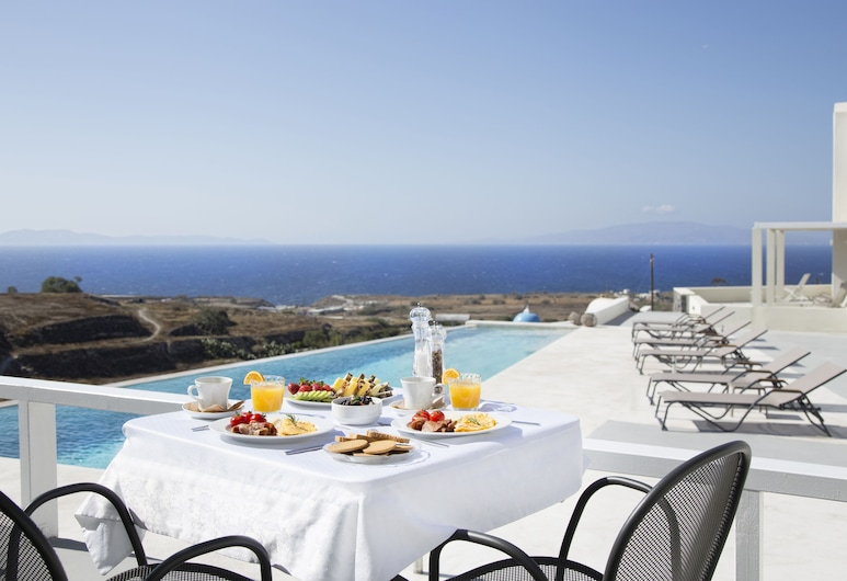 Aplai Dome, Santorini, Outdoor Pool