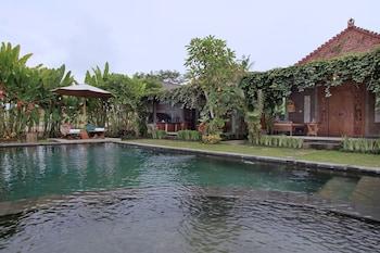 Naktsmītnes Kishi - Kishi Ubud Villa attēls vietā Ubuda
