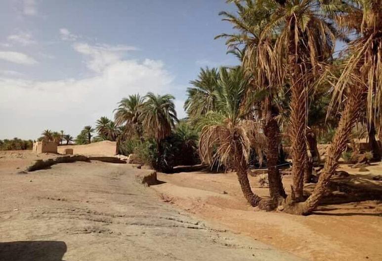 Sahara Peace Camp, M'Hamid El Ghizlane, Overnattingsstedets eiendom