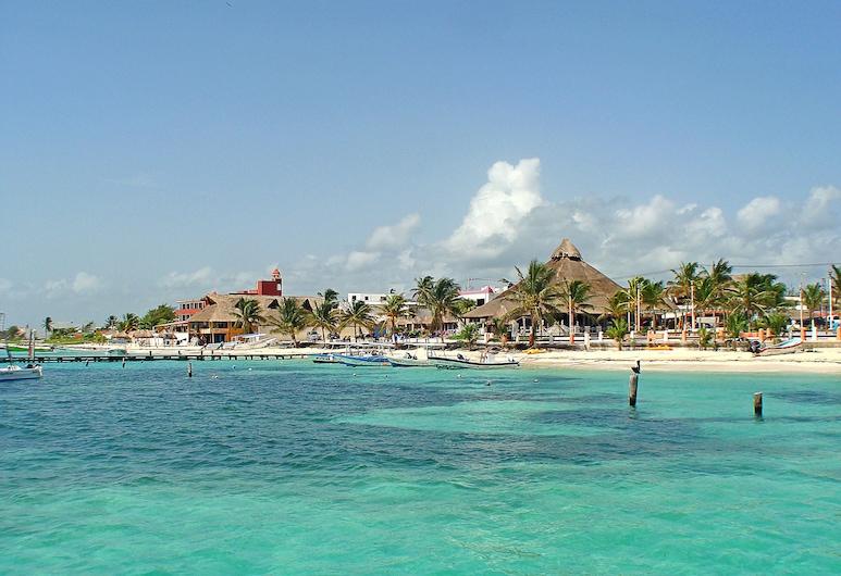 Caribe Suites, Puerto Morelos, ชายหาด