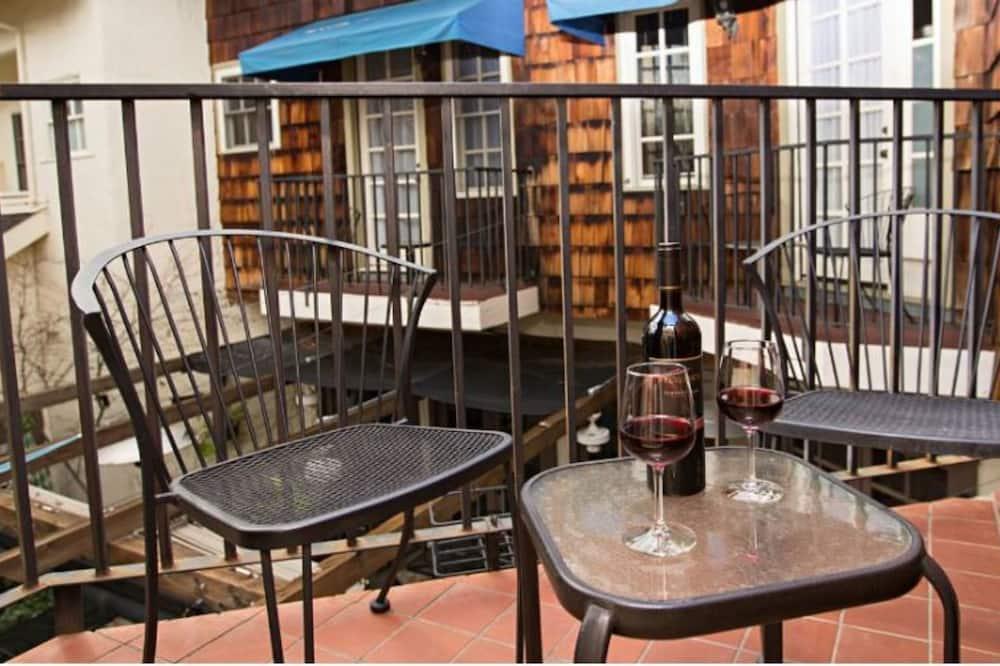 Suite, kamar mandi pribadi (#7 Doris Suite) - Balkon