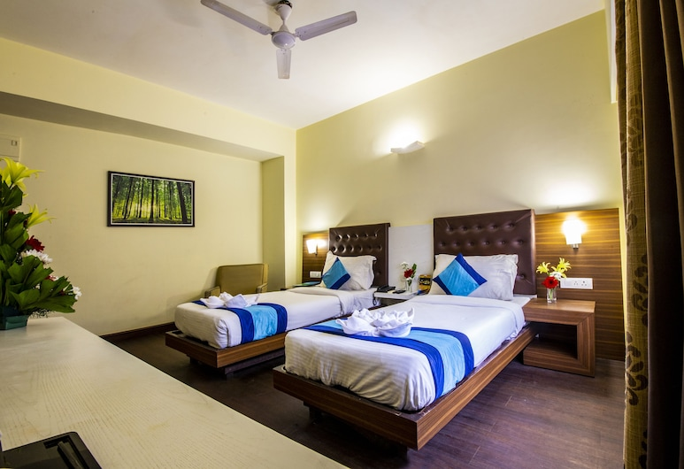 Hotel Mint Downtown, Bengaluru, Executive Double or Twin Room, 1 Twin Bed, Guest Room