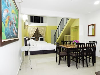 Picture of Wadi Iman Guesthouse - i-City in Shah Alam