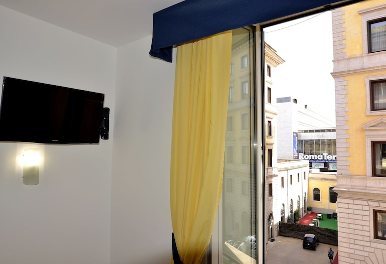 Hotel Tex, Rome, Double Room, Guest Room View
