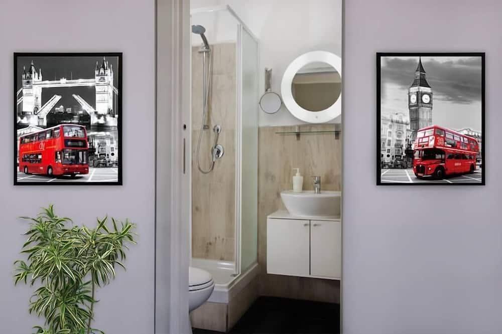 Pokój dla 1 osoby (Private External Bathroom) - Łazienka