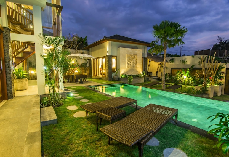 Yoma Villas Bali, Canggu, Villa Batur 3 Bedrooms, Private Pool, Room
