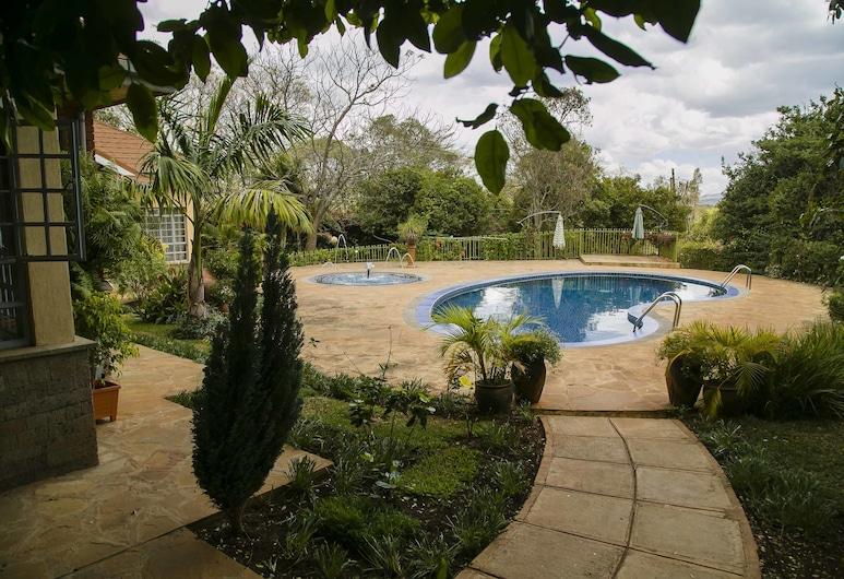貝拉別墅酒店, 奈洛比, 室外泳池