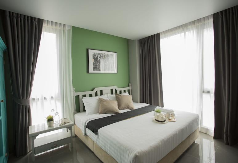 헤이하 호텔, 방콕, Hansa, 객실