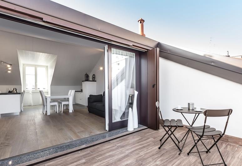 easyhomes - Brera Luxury Suites, Μιλάνο, Διαμέρισμα, 2 Υπνοδωμάτια, 2 Μπάνια, Θέα από το δωμάτιο