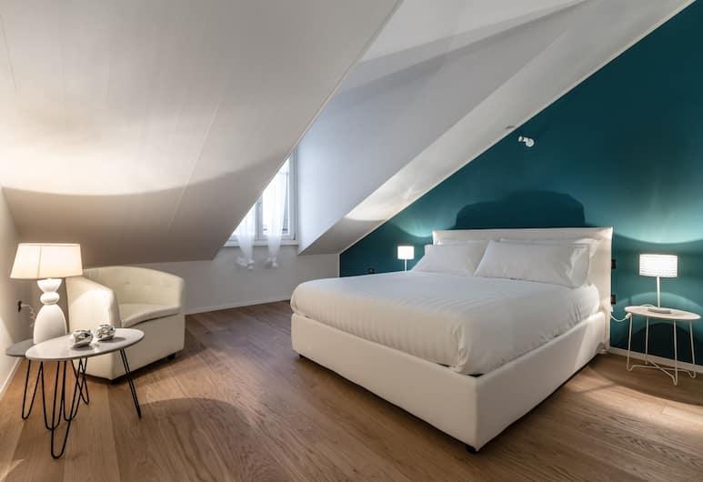 easyhomes - Brera Luxury Suites, Милан, Апартаменты, 2 спальни, Номер