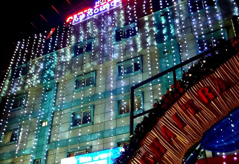 Hotel City Centaur, Bengaluru, Hotel Front – Evening/Night