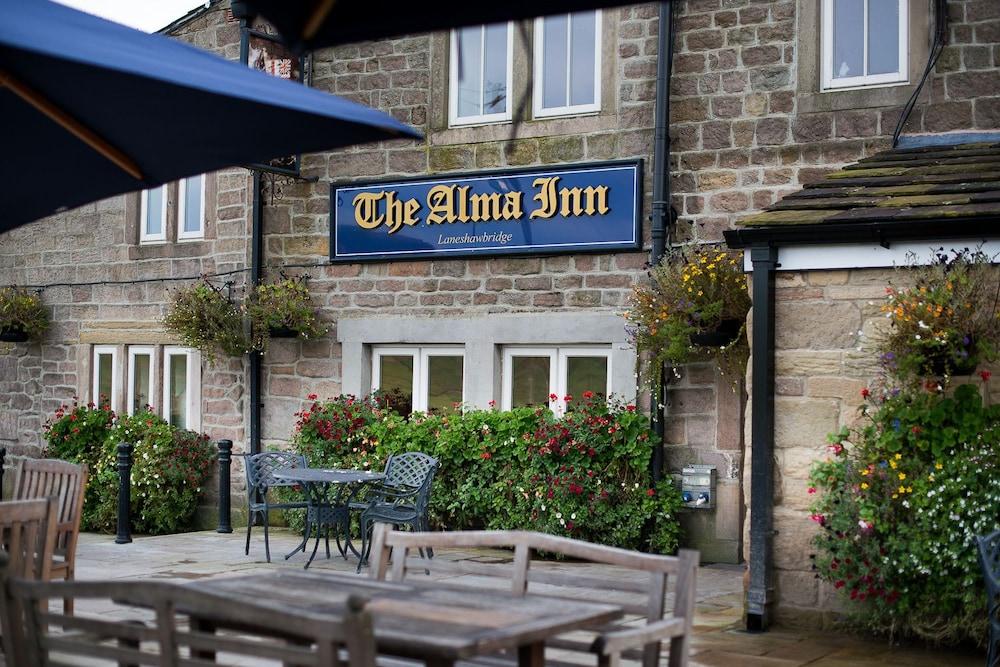 The Alma Inn Colne