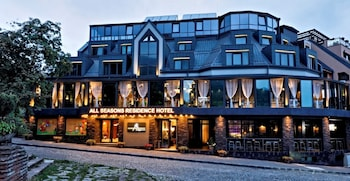 Sofia — zdjęcie hotelu All Seasons Residence Hotel