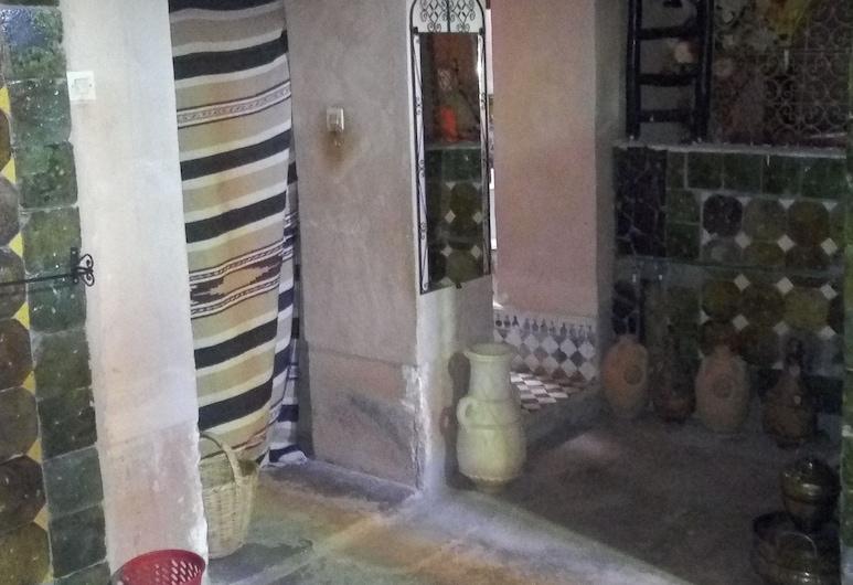 Gite chez l'Habitant Amzil, Ait Ben Hadu, Entrada interior