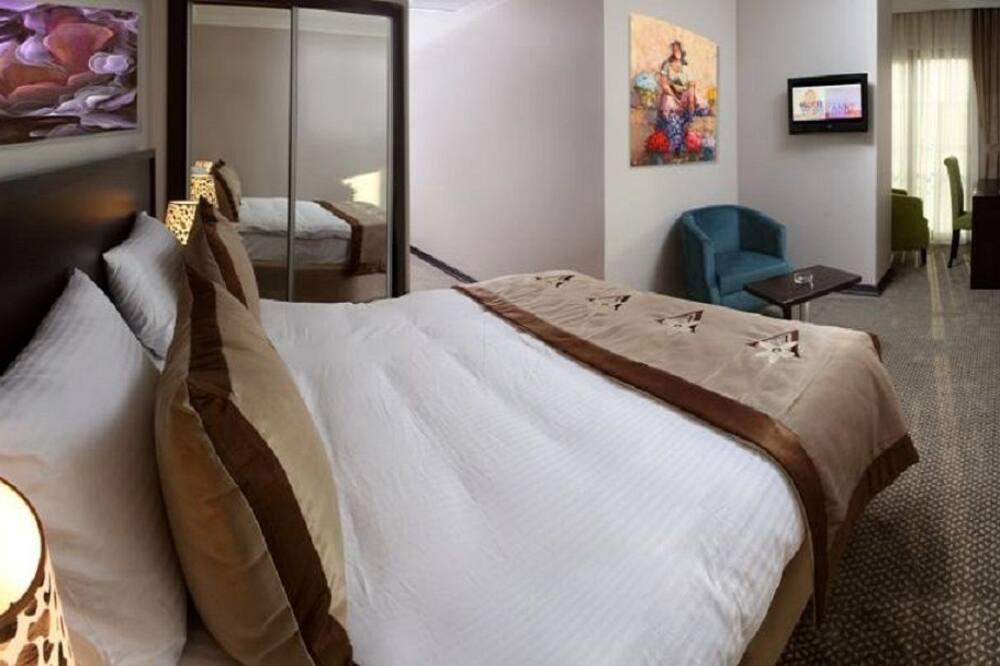 חדר סטנדרט זוגי או טווין - חדר אורחים