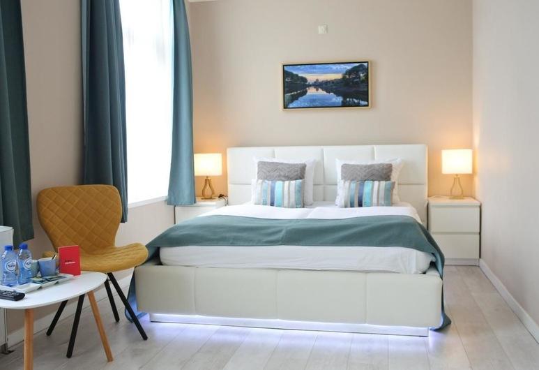 Hotel van Oppen, Zierikzee, Quarto Duplo, Quarto