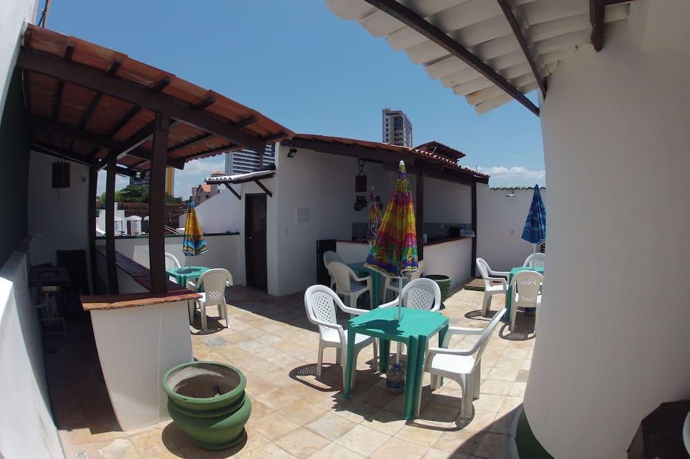 Suite Casal (Jericoacoara)  - Terrace/Patio