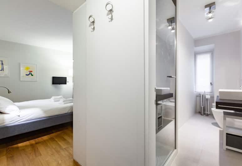easyhomes - Spiga Suite, Milan, Studio, Kamar