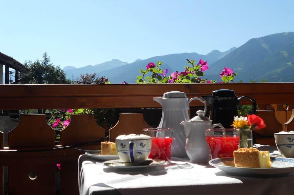 Firemannsrom – panoramic, balkong - Gjesterom