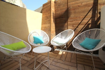 Picture of Nice Booking-Atelier Vieux Nice Terrasse in Nice