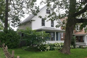 Foto Historic Prentice House on John St. di Air Terjun Niagara