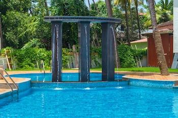 A(z) Aqua de Goa hotel fényképe itt: Arpora