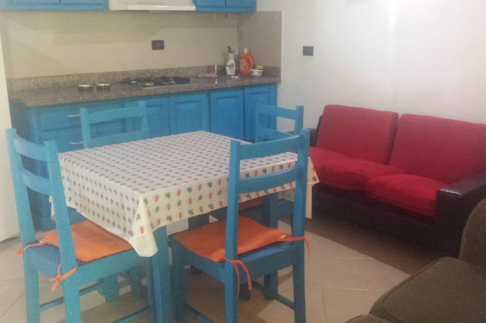 Familien-Suite, 1 Schlafzimmer, Parkblick - Wohnzimmer
