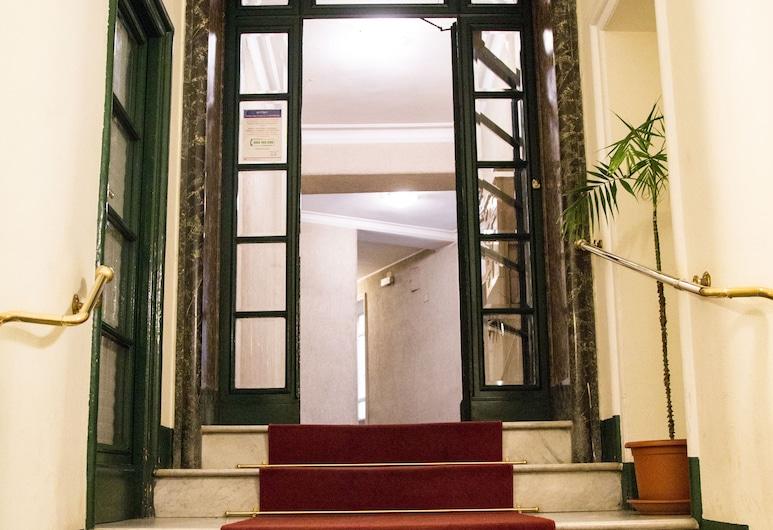梵蒂岡甜蜜美夢酒店, 羅馬, 住宿入口