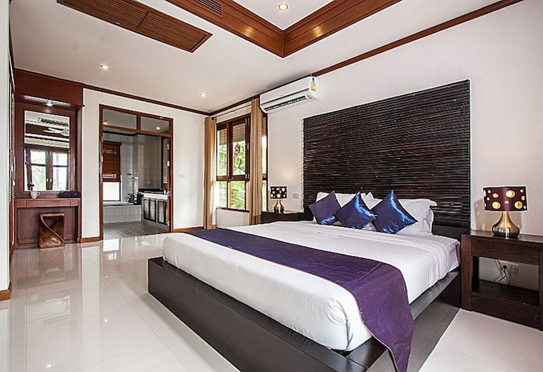 NB Villa Sienna, Koh Samui, Villa, 4 Bedrooms, Room