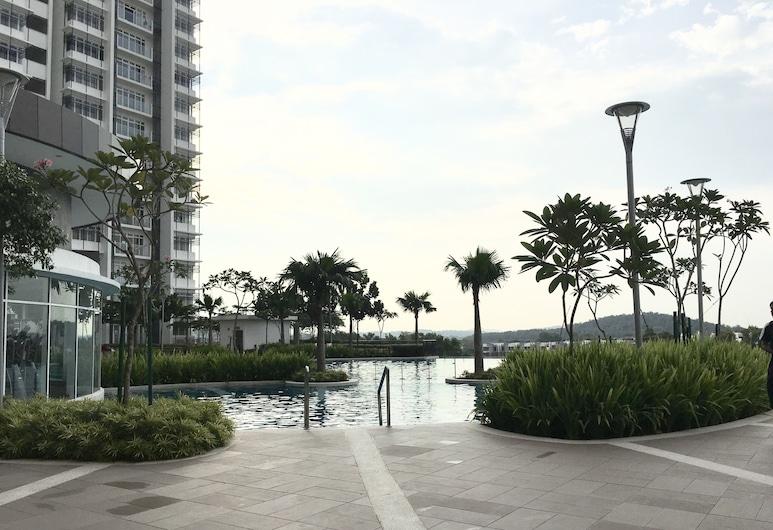 Glamora Putrajaya Homestay, Putrajaya, Terrace/Patio