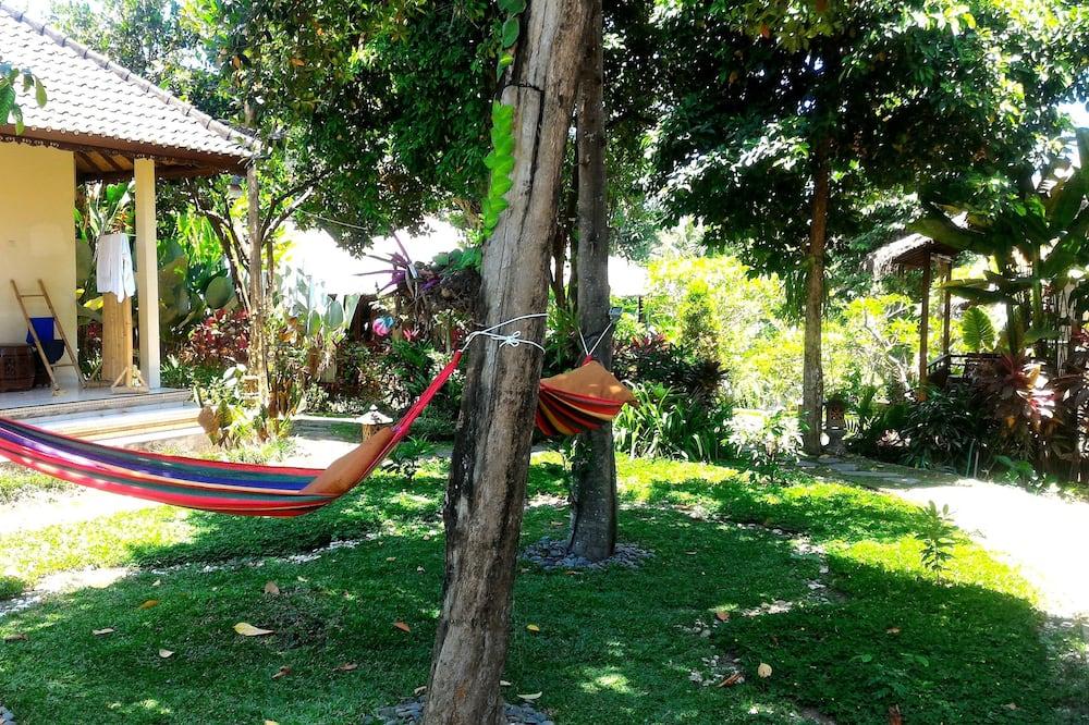Standardní pokoj s dvojlůžkem - Výhled do zahrady