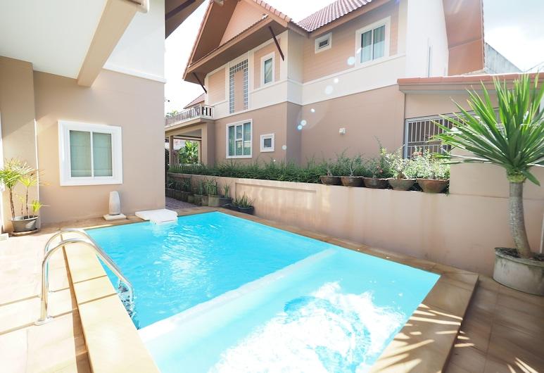 Lana Pool Villa, Krabi, Vonkajší bazén