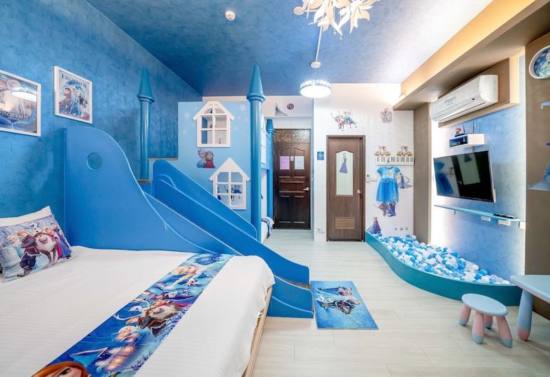 Han day, Wujie, Family Quadruple Room, 1 Bedroom, Guest Room