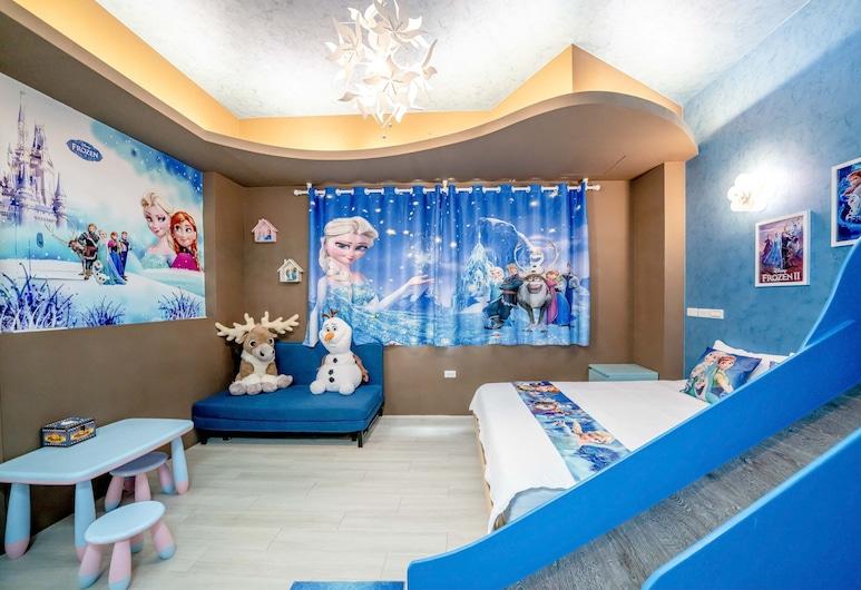 Han day, Wujie, Habitación cuádruple familiar, 1 habitación, Habitación