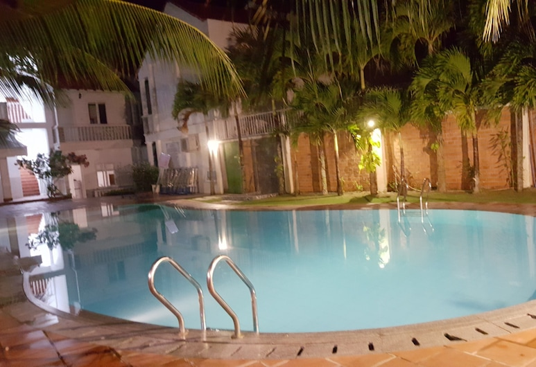 Muine Volga Hotel & Apartment, Phan Thiết, Außenpool