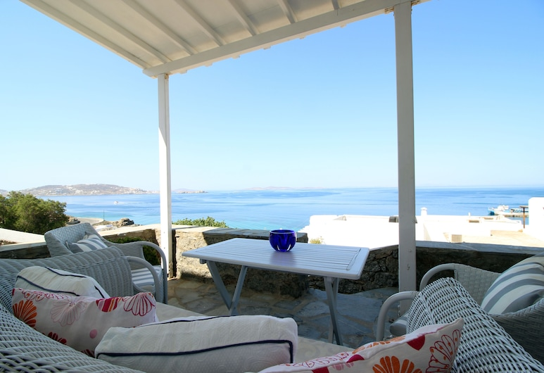 Villa Oceania, Mykonos, Apartment, 2 Bedrooms, Sea View, Guest Room