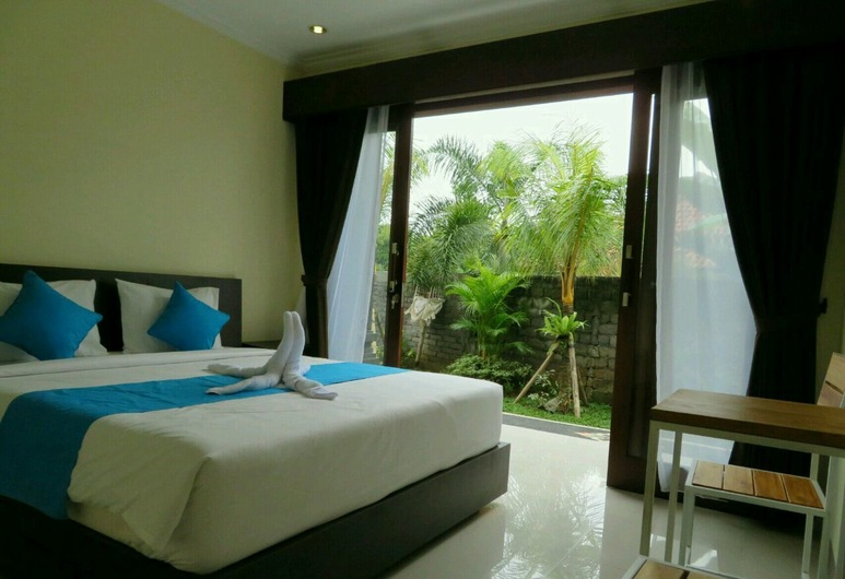 Odah Ayu Guest House, Ubud, Deluxe Double Room, Guest Room
