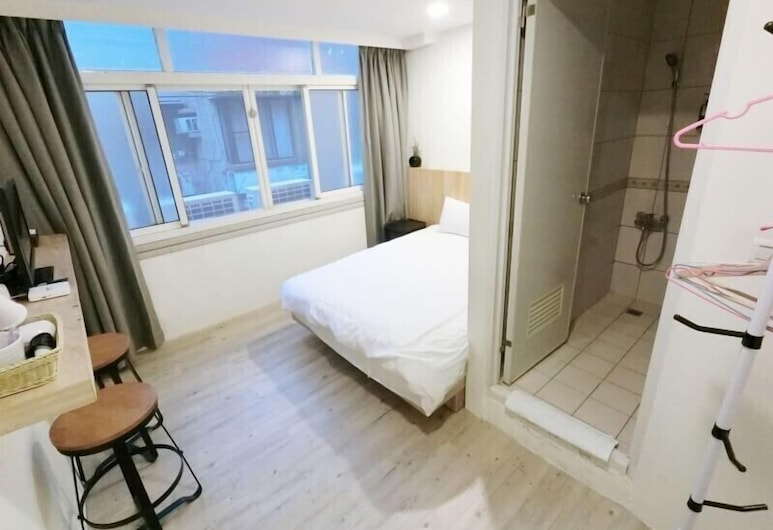 Fengjia Line stack, Taichung, Deluxe Double Room, 1 Bedroom, Guest Room