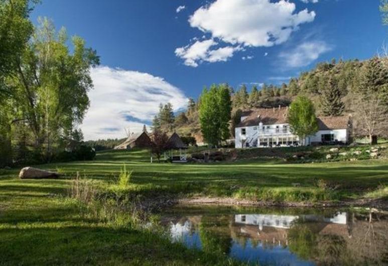 Antlers on the Creek, Durango, Hotelgelände