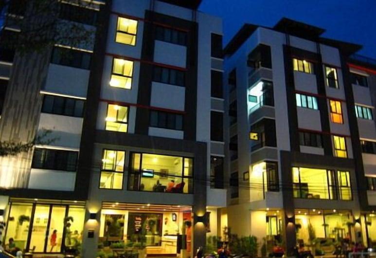 Centana Apartment, Bangkok