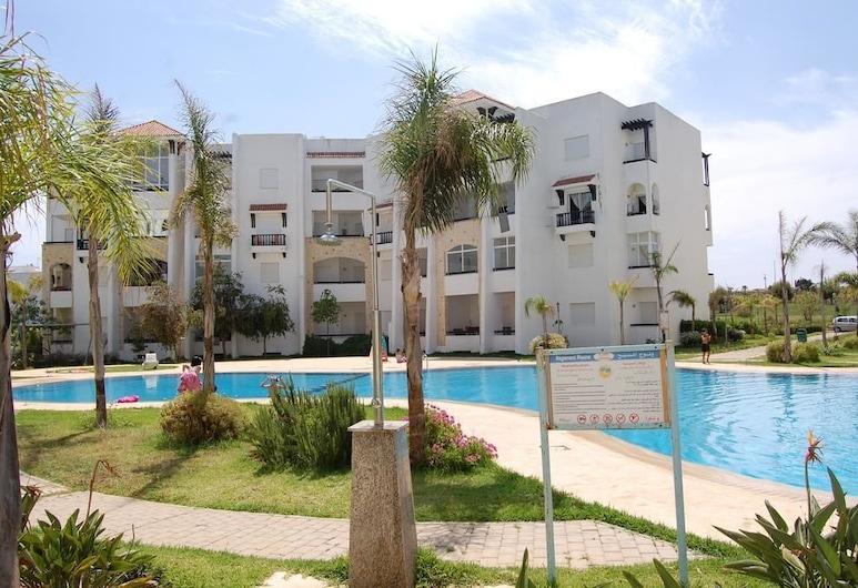 Appartement au complexe marina golf, Asilah, Außenpool