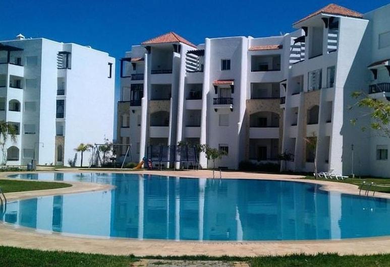 Appartement au complexe marina golf, Asilah, Pool
