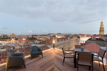 Enter your dates to get the Porto hotel deal