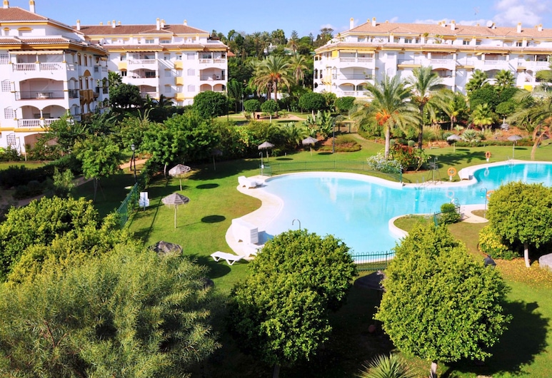 Sunny Banus Golf, Marbella, Overnatningsstedets område