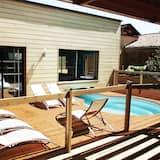 Kamar Double Comfort, pemandangan kolam renang (1 person) - Kolam Renang Luar Ruangan
