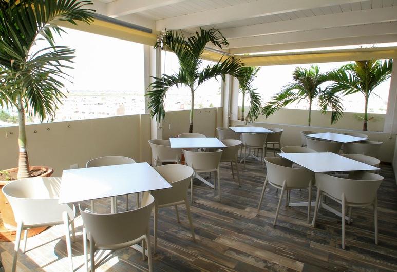 達喀爾國際酒店, 達卡, 陽台