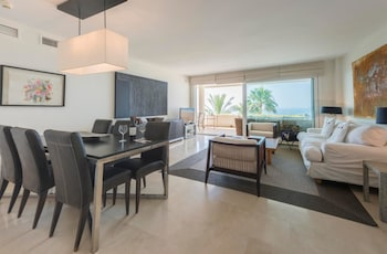 Picture of Sea views Beach House in Estepona