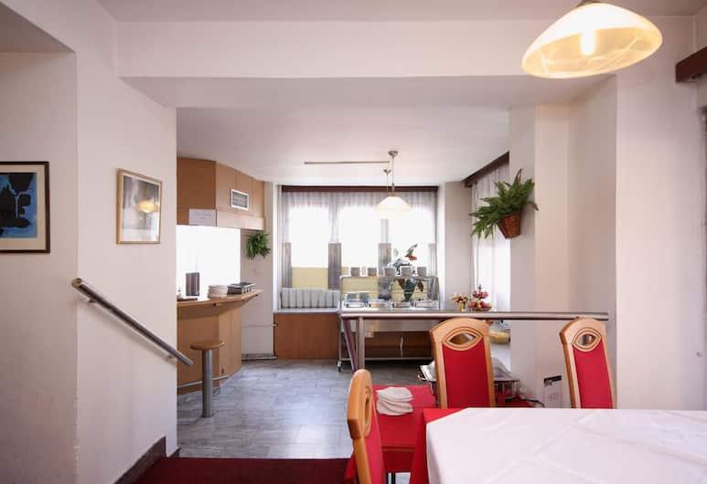 Hotel Legie, Praha, Hotellin sisätilat