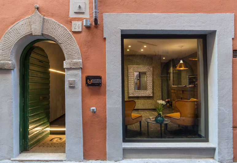 Navona Essence Hotel, Rome, Hotel Entrance