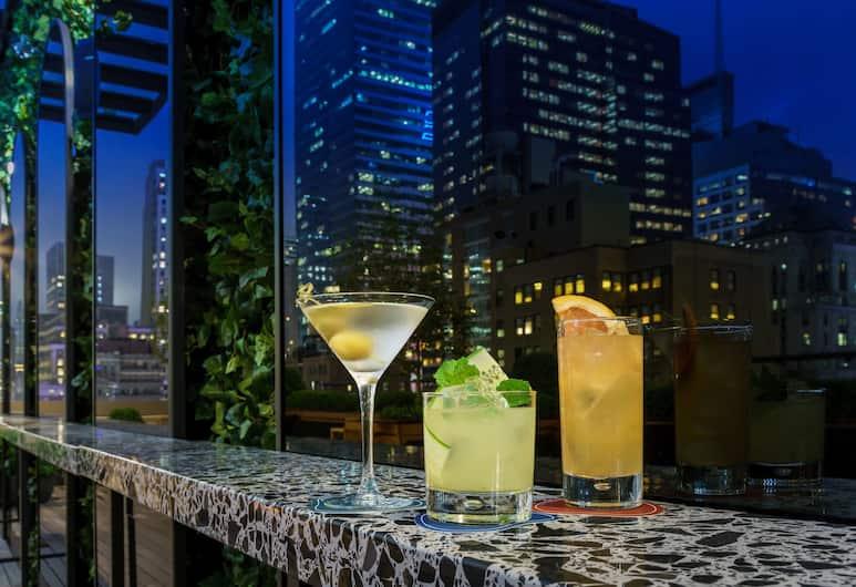 โรงแรมเอซี บาย แมริออท นิวยอร์ก ไทม์สแควร์, นิวยอร์ก, ร้านอาหาร